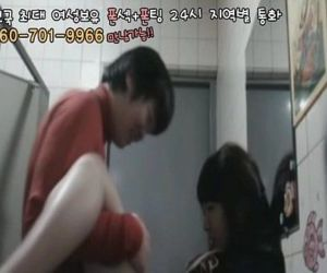 Korean Bathroom sex - 8 min