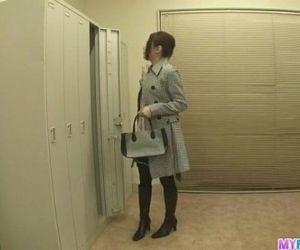 Fun with Mashiro Nozomi double penetrated - 8 min