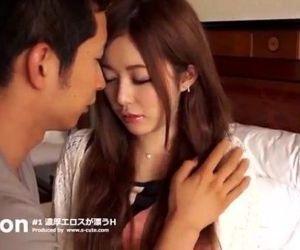 Cute Asian has great time. HD Full at..
