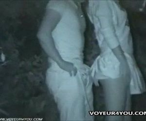 Outdoor Sex Couples Fucking Late Night - 6 min