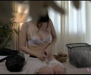 Asian Girl Massaged Fingered And Fucked With Toy By The..