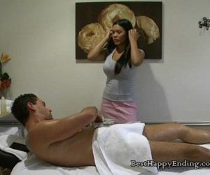 Allanah Seduces Client Who Does Not Complain - 5 min