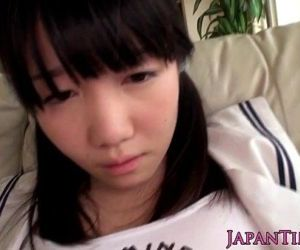 Petite oriental slut jizz faced - 8 min