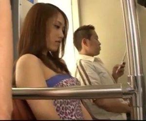 Cock sucking Iori Mizuki bends for a big black cock - 12 min