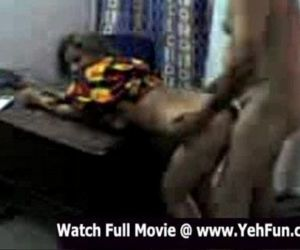 Desi girl with hindi audio fucking in a office while other..